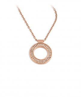 One Jewels Lush Joia Colar Mulher OJLUN02R