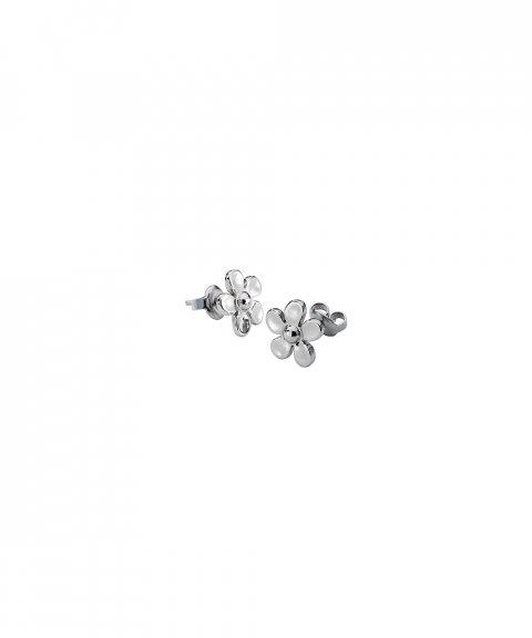 One Jewels Metal Flower Joia Brincos Mulher OJME01