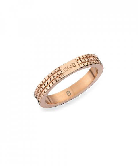 One Jewels London 02 Rosegold Joia Anel Mulher OJNYR02R