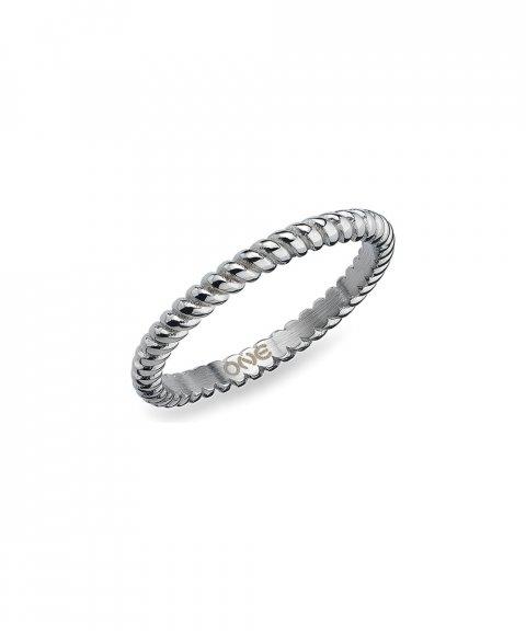 One Jewels London 10 Silver Joia Anel Mulher OJNYR10S