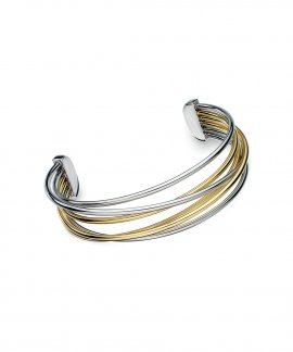 One Soul Joia Pulseira Bangle Mulher OJSB