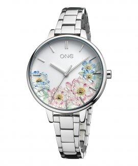 One Summer Blossom Relógio Mulher OL0076SS91W