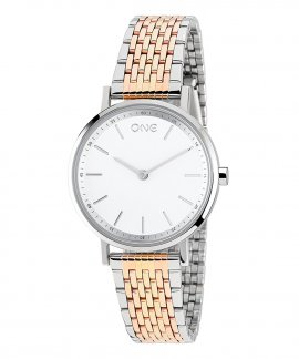 One Triple Relógio Mulher OL6676ST92P