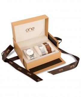 One Minimal Box Relógio Mulher OL7557IC72L