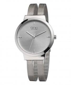 One Dual Relógio Mulher OL7617SS72L