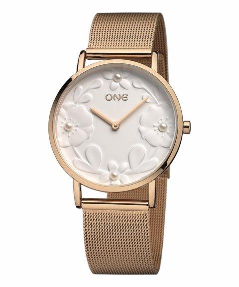 One Pearl Relógio Mulher OL8215BR91L