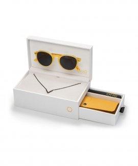 One Active Box Yellow Colar Óculos de Sol Set Mulher OSBHS4552APC321H