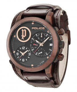 Police Anaconda Relógio Homem P14188JSQBZ02