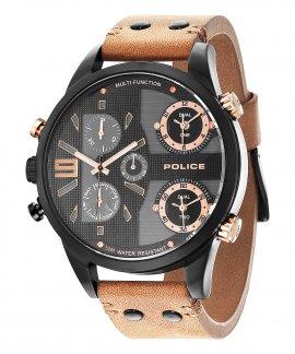 Police Copperhead Relógio Homem P14374JSB02