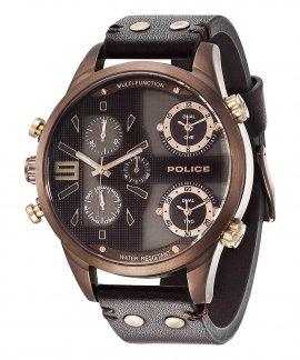 Police Copperhead Relógio Homem P14374JSBN12