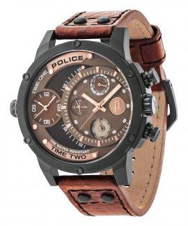 Police Adder Relógio Homem P14536JSB12A