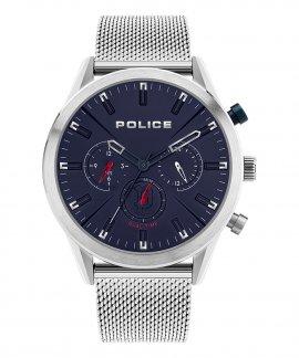 Police Silfra Relógio Homem P16021JS03MM