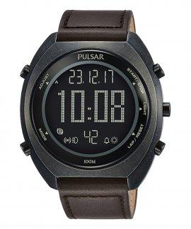 Pulsar X Relógio Homem World Time P5A029X1