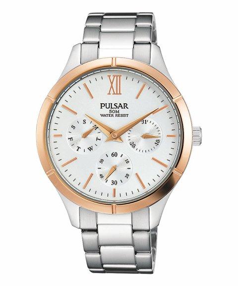 Pulsar Casual Relógio Mulher PP6230X1