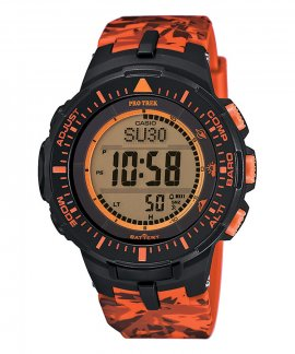 Casio Pro Trek Monte Hood Relógio Homem PRG-300CM-4ER