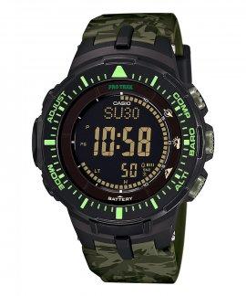 Casio Pro Trek Monte Shasta Relógio Homem PRW-300CM-3ER