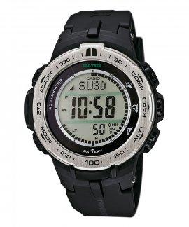 Casio Pro Trek kanjut Sar Relógio Homem PRW-3100-1ER