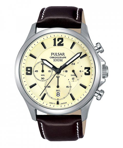 Pulsar Casual Relógio Homem Chronograph PT3875X1