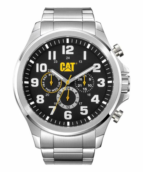 Caterpillar Operator Relógio Homem PU.149.11.111