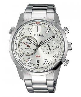 Pulsar Business Relógio Homem Dual Time PY7001X1