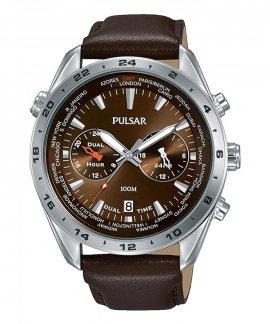 Pulsar Business Relógio Homem Dual Time PY7013X1