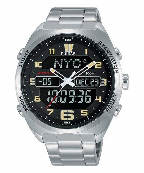 Pulsar X Relógio Homem Chronograph PZ4037X1