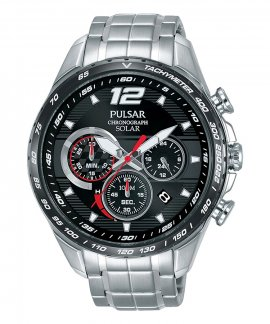 Pulsar Active Accelerator Relógio Homem Chronograph PZ5019X1