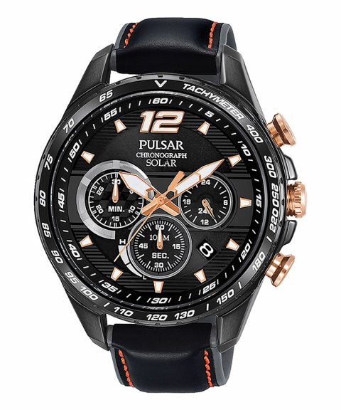 Pulsar Active Accelerator Relógio Homem Chronograph PZ5025X1