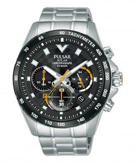 Pulsar Accelerator Solar Relógio Homem Cronógrafo PZ5103X1