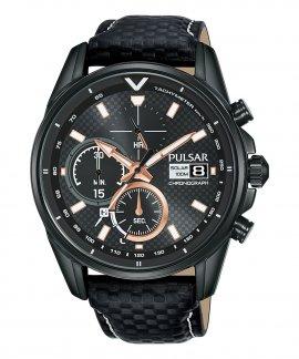 Pulsar Active Solar Relógio Homem Cronógrafo PZ6033X1