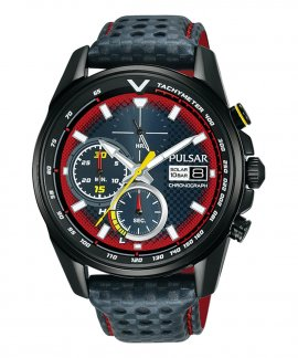 Pulsar Active Solar Relógio Homem Cronógrafo PZ6039X2