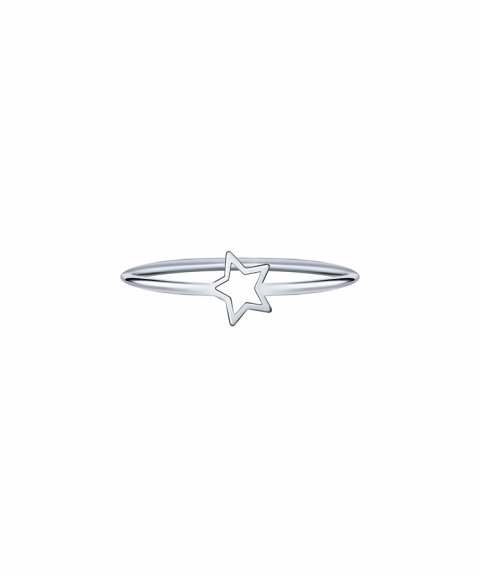 Omnia Sky Star Joia Anel Mulher R1516T-P
