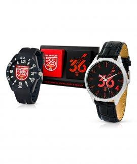Sector Benfica 35 e 36 Edição Especial Relógio Homem Gift Set R37512630021