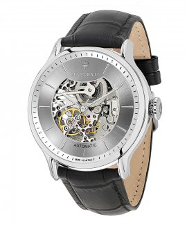 Maserati Epoca Skeleton Relógio Homem Automatic R8821118003