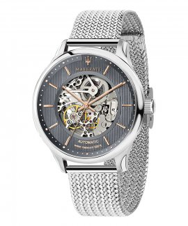 Maserati Gentleman Relógio Homem Automatic R8823136004