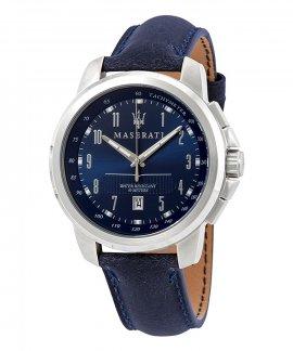 Maserati Successo Relógio Homem R8851121003
