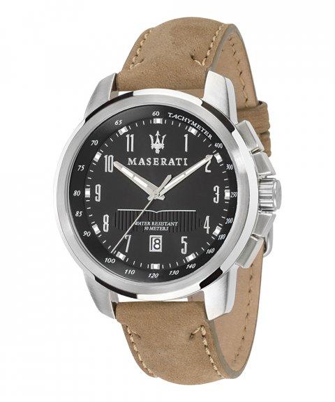 Maserati Successo Relógio Homem R8851121004