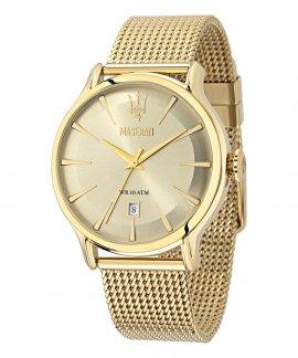 Maserati Epoca Relógio Homem R8853118003