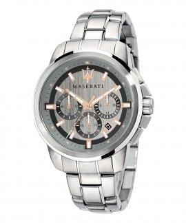 Maserati Successo Relógio Homem Chronograph R8873621004