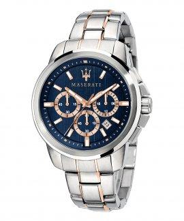 Maserati Successo Relógio Homem Chronograph R8873621008
