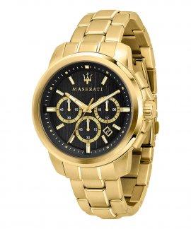 Maserati Successo Relógio Homem Chronograph R8873621013