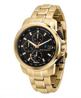 Maserati Successo Solar Relógio Cronógrafo Homem R8873645002