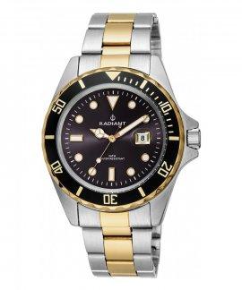 Radiant Navy Steel Relógio Homem RA410205
