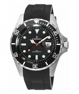Radiant Navy Steel Relógio Homem RA410601