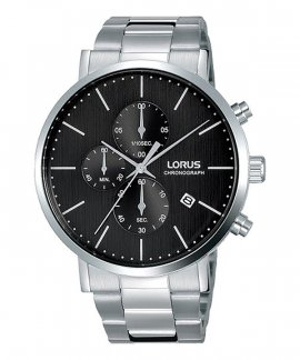 Lorus Dress Relógio Homem Chronograph RM317FX9