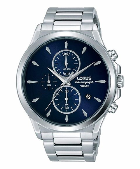 Lorus Dress Relógio Homem Chronograph RM397EX9