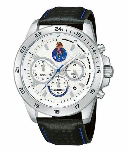 Lorus Sports F C Porto Relógio Homem Chronograph RT335CX9