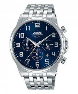 Lorus Dress Relógio Homem Chronograph RT335GX9