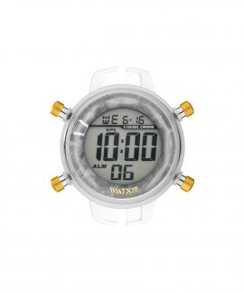 Watx and Co M Digital Turtle White Relógio RWA1060
