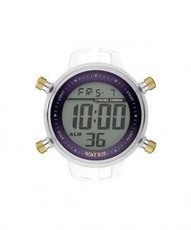 Watx and Co M Digital Velvet Purple Relógio Mulher RWA1068